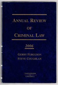 Annual Review of Criminal Law 2006