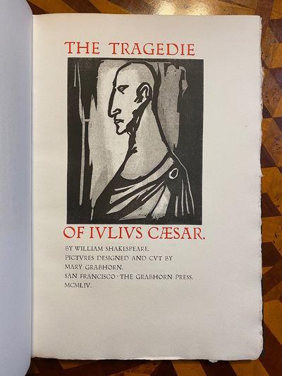 San Francisco: The Grabhorn Press, 1954. First edition thus. Very good. Large folio. , LIV, ff. Prin...