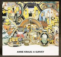 Anne Kraus : A Survey