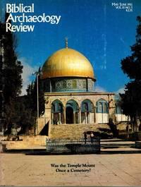 image of Biblical Archaeology Review  May/June 1985 Vol. XI No. 3