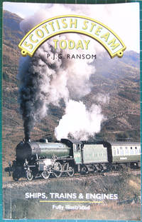image of Scottish Steam Today - Ships, trains & engines