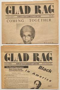 image of Glad Rag: news of your community_beyond [two issues]