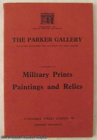 A Catalogue of Military Prints, Paintings and Relics