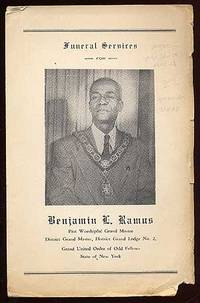image of Funeral Services for Benjamin L. Ramus