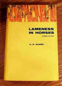 Lameness In Horses.