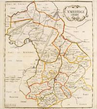 CAMBRIDGESHIRE. by  Robert MORDEN - First Edition - 1695. - from Peter Harrington (SKU: 54617)