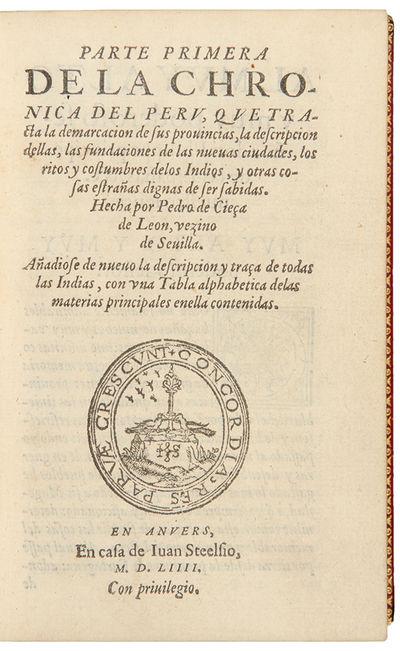 Antwerp: Juan Steelsio, 1554. 12mo. (5 1/2 x 3 1/2 inches). , 285, leaves. Woodcut illustrations. 19...