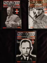 GESTAPO CHIEF: THE 1948 INTERROGATION OF HEINRICH MULLER - 3 VOLUMES