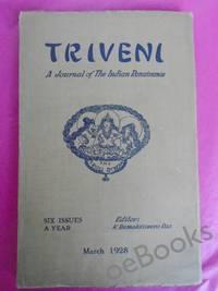 TRIVENI A Journal of the Indian Renaissance Vol. 1[No. 2] March 1928