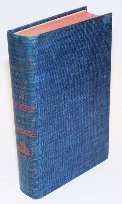 New York: Random House, 1943. Hardcover. viii, 504p., first edition dark blue buckram boards; cover ...