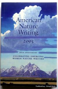 American Nature Writing: 2003: Celebrating Emerging Women Nature Writers