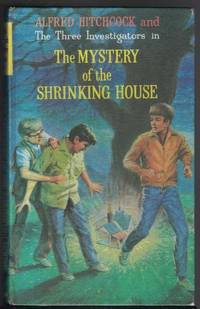 ALFRED HITCHCOCK AND THE THREE INVESTIGATORS IN The Mystery of the  Shrinking House