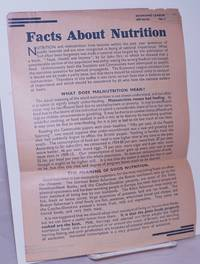 image of Facts About Nutrition