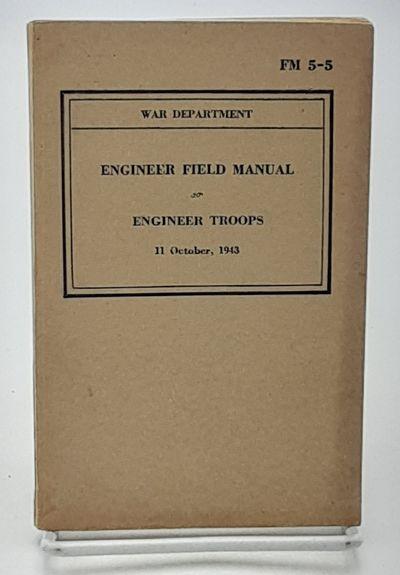 Washington DC.: Government Printing Office., 1943. Tan printed stiff wraps. . Very good.. 17x11 cm. ...