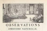 Observations d'Histoire naturelle, faites avec le Microscope, sur un grand nombre...