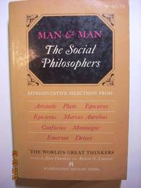 Man and Man the Social Philosophers