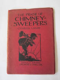 THE PRAISE OF CHIMNEY-SWEEPERS
