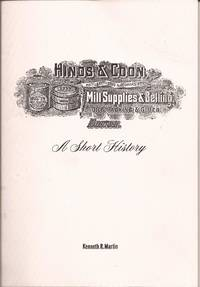 image of Hinds & Coon Mill Supplies & Belting, Boston: A Short History