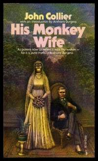 HIS MONKEY WIFE - or Married to a Chimp