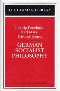 German Socialist Philosophy.