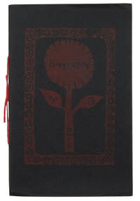 "BIOGRAPHY OF A FLOWER [cover title]. VERSES ""THE GOSPEL OF TRUTH"" : A VALENTINIAN MEDITATION 2nd CEN. GNOSTIC : WOODCUTS : DOROTHEA BAER : 20th CEN. MYSTIC"