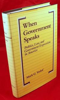When Government Speaks