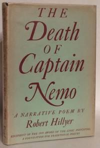image of The Death of Captain Nemo. A Narrative Poem.