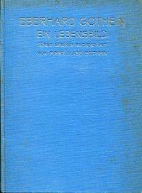 Eberhard Gothein.