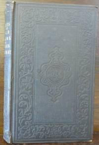 New York: Baker and Scribner ., 1849. Gilt lettering. Spine is very slightly worn, top edge frayed, ...