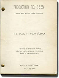 image of The Devil at Four [4] O'Clock (Original screenplay for the 1961 film)