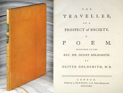The Traveller, or a Prospect of...