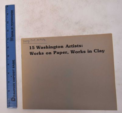 Baltimore: The Arts Gallery, 1979. Paperback. Fair. Tanned spine; ink writing on cover. Pencil margi...