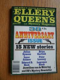 Ellery Queen's Mystery Magazine March 1979