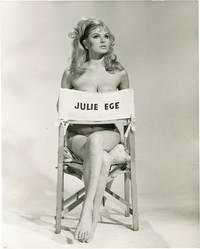 image of Julie Ege test shots for
