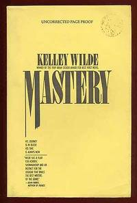 New York: Dell Books, 1991. Softcover. Fine. First edition. Uncorrected proof. Light circular market...