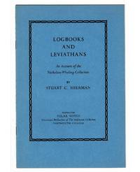 Logbooks and leviathans: an account of the Nicholson Whaling Collection