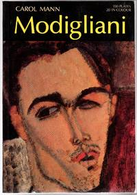 Modigliani by  Carol Mann - Paperback - 1980 - from YesterYear Books (SKU: 064475)