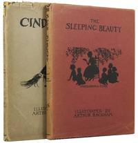 Cinderella. Together with The Sleeping Beauty.  Illustrated by Arthur Rackham