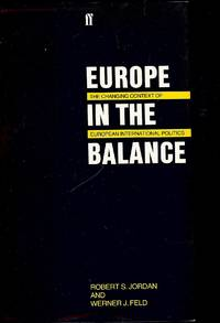 EUROPE IN THE BALANCE