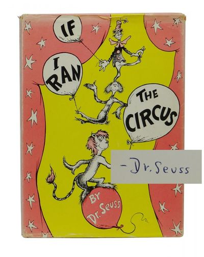 New York: Random House, 1956. First Edition. Hardcover. Very Good. First edition, first printing wit...