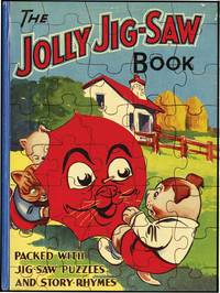 JOLLY JIG-SAW BOOK: NO DOGS ALLOWED