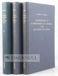 Amsterdam: Philo Press, 1969. cloth. Australia. 8vo. cloth. (x),275; (xi),227; (x),401,(2) pages. 3 ...