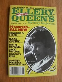 image of Ellery Queen's Mystery Magazine June 30, 1980