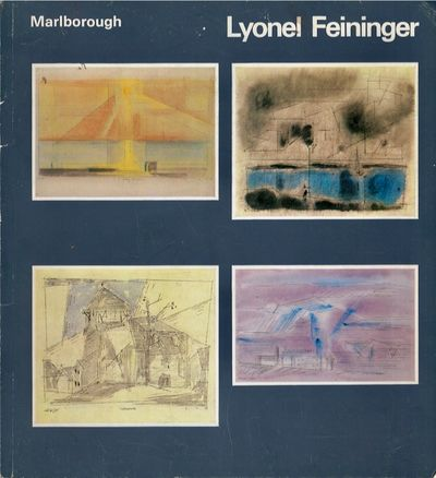 London: Marlborough Fine Art Ltd, 1968. First Edition. Soft cover. Very Good. Illustrated softcover....