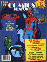 Comics Feature  No 40 (Stan Lee)