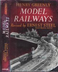 image of MODEL RAILWAYS, revised edition by Ernest Steel.