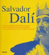 Salvador Dali: Canvas and Watercolours from the Albaretto Collection