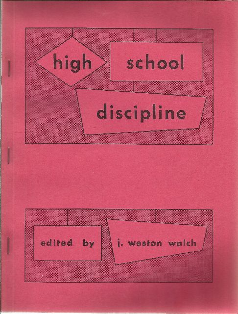 """discipline in high school """"being suspended even once in ninth grade is associated with a twofold increase  in the likelihood of dropping out of high school, from 16 percent for those not."""