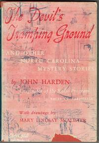 image of The Devil's Tramping Ground: North Carolina Mystery Stories (signed and inscribed)