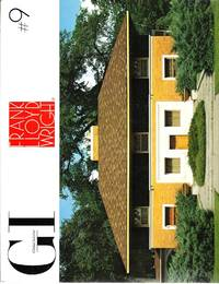 Global Interior (GI) #9 Frank Lloyd Wright